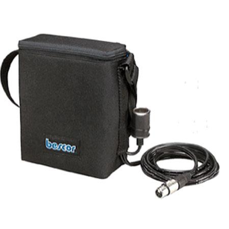 Bescor Amp Shoulder Battery Pack One Cigarette One Pin XLR Outlet Without Charger 29 - 571