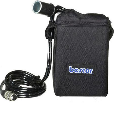 Bescor v Battery Pack One Cigarette Socket One Pin XLR Output and BCQ Charger 119 - 626