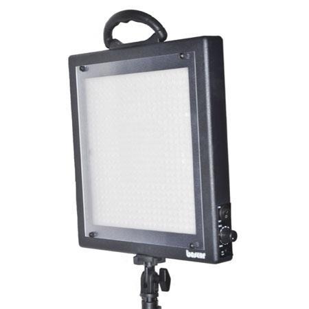 Bescor LED S W LED Dimmable Studio Light Kit 129 - 216