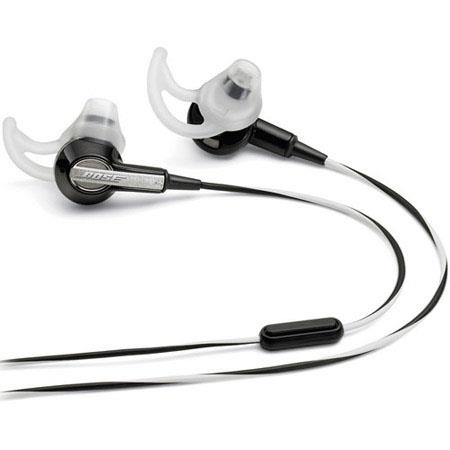 Bose MIE Mobile Headset In Ear Headphones In Line Microphone White 143 - 756