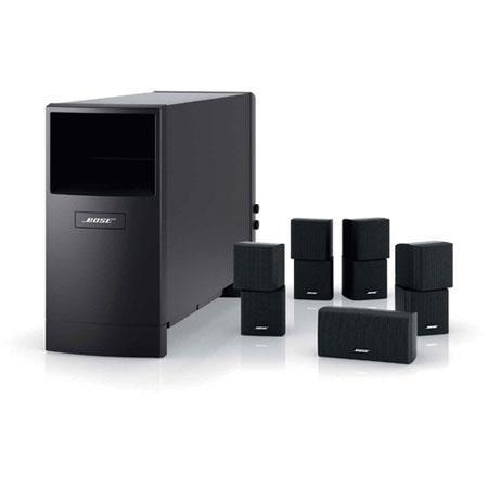 Bose Acoustimass Series IV Home Entertainment Speaker System Black 108 - 318