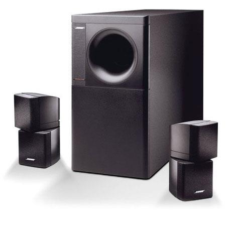 Bose Acoustimass Series III speaker system Black 71 - 473