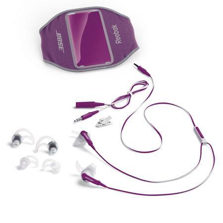 Bose SIEi Sport Earbud Headphones PURPLE 53 - 137