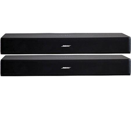 Bose Solo TV Sound System Double Bundle Complete Systems 280 - 243