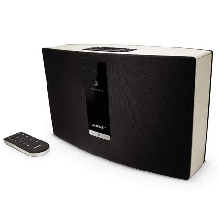 Bose SoundTouch Wi Fi Music System SiOne Touch Presets OLED Display 71 - 473