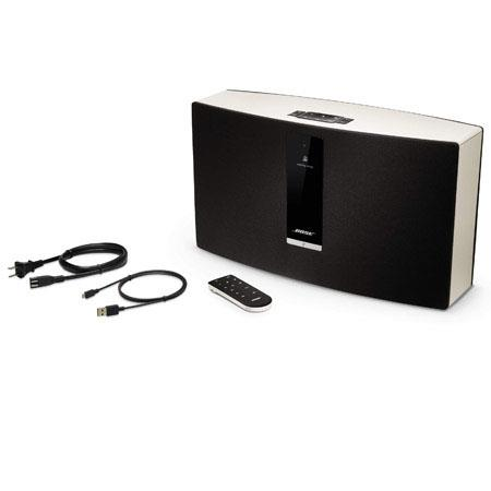 Bose SoundTouch Wi Fi Music System SiOne Touch Presets OLED Display Waveguide Speaker Technology 104 - 227