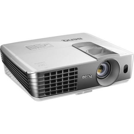 BenQ W Full HD p D DLP Home Entertainment Projector ANSI Lumens Contrast Ratio Native Aspect Ratio W 305 - 368