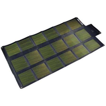 Brunton Solaris Watt Foldable Solar Panel V Output 48 - 652