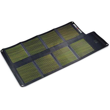 Brunton Solaris Watt Foldable Solar Array Made USA 252 - 186