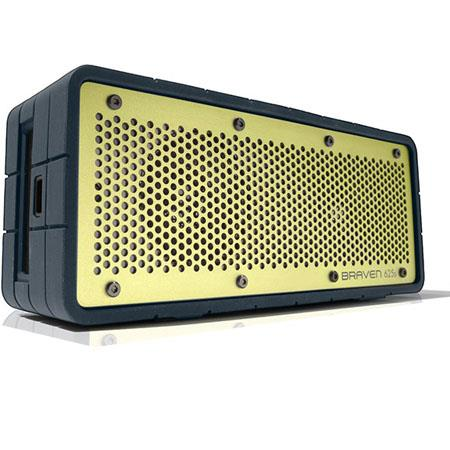 Braven s Portable Wireless SpeakerSpeakerphoneCharger Operating Distance W Total Output Power mAh Ba 179 - 9