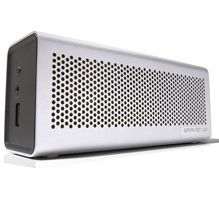Braven Portable Wireless SpeakerSpeakerphoneCharger Operating Distance W Total Output Power mAh Batt 154 - 682