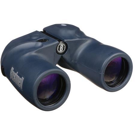 BushnellMarine Water Proof Porro Prism Binocular Rangefinder Reticle Illuminated Compass Degree Angl 60 - 522