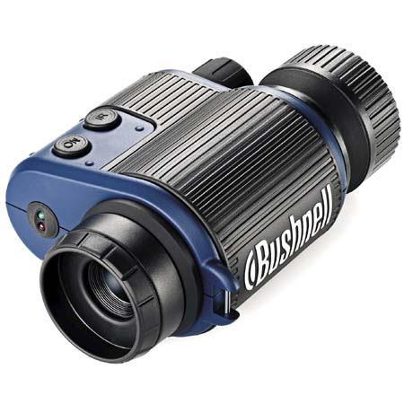 BushnellNight Watch Gen Night Vision Waterproof Monocular Built In Infrared Illuminator 81 - 481