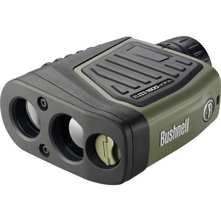 Bushnell Elite ARCmm Laser Rangefinder Eye Relief RainGuard HD 114 - 25