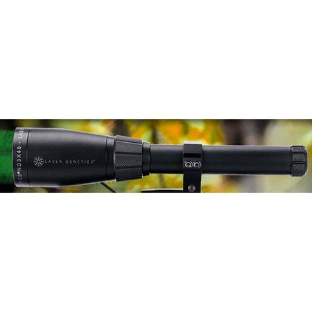 Laser Genetics NDLaser Designator Laser Mounts on Scopes Adjustable Beam Helps Spot Target Good Out  61 - 600