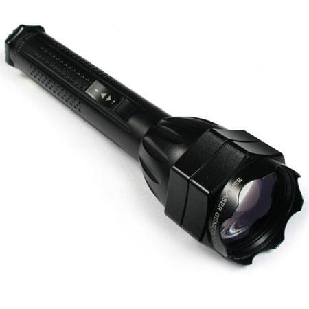 Laser Genetics ND Laser Designator Laser Flashlight Adjustable Beam Helps Spot Target Good Out to Ya 100 - 432