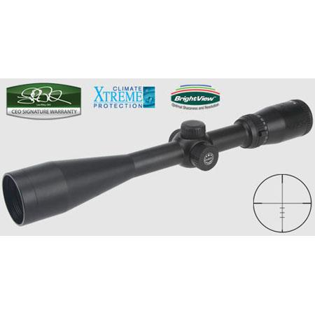 BSA Optics Majestic DXmm Rifle Scope Fully Multi Coated 80 - 670