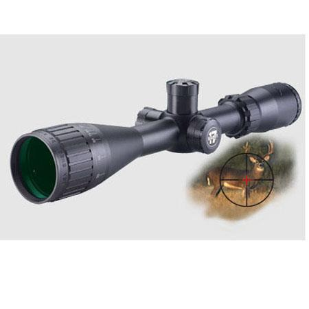 BSA Opticsmm Sweet Series Riflescope Matte Blue Illuminated GE Reticle AO Multi Grain Calibrated Tur 134 - 621