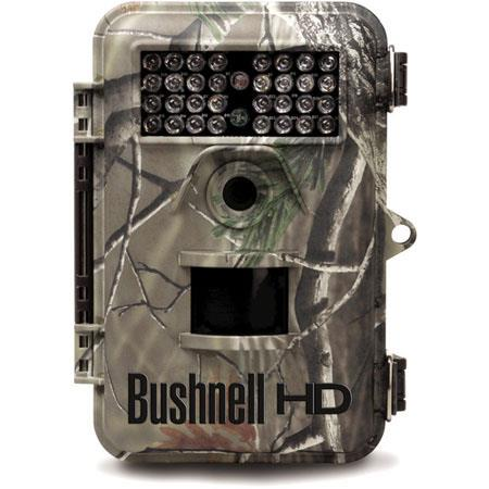 Bushnell Trophy Cam HD Trail Camera MP Resolutionp HD Video Resolution GB SD Card Capacity LEDs Nigh 382 - 360