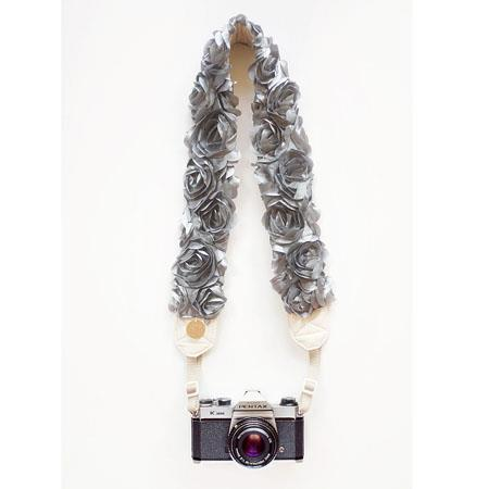 Bloom Theory Simply Bloom Fashion Camera Strap Chrome 67 - 353