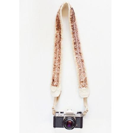 Bloom Theory Stardust Fashion Camera Strap Copper 36 - 778