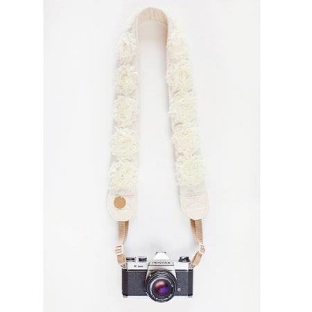 Bloom Theory Wild Flower Fashion Camera Strap 342 - 504
