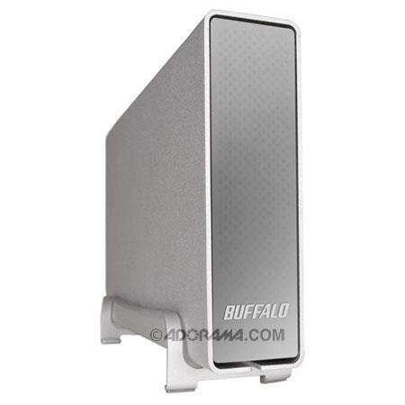 Buffalo TB DriveStation Combo Turbo USB External Hard Drive USB FireWire or eSATA Interface 6 - 127