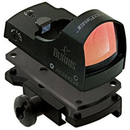 Burris Optics FastFire II Dot Rifle Shotgun Handgun Sight Picatinny Mount MOA Dot Reticle Matte 185 - 285