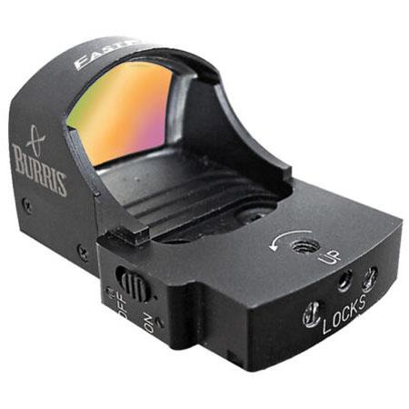 Burris Optics FastFire II Dot Rifle Shotgun Handgun Sight No Mount MOA Dot Reticle Matte 118 - 647