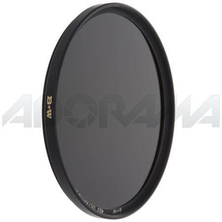 B W UV Wide Angle Slim Mount Glass Filter Type A Ultra Violet Transmission 148 - 410