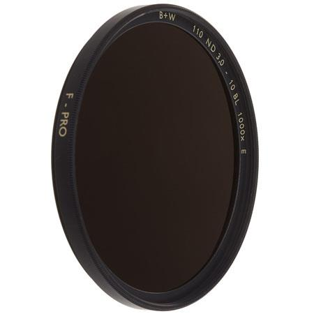 B WNeutral Density Glass Filter Single Coating 40 - 77