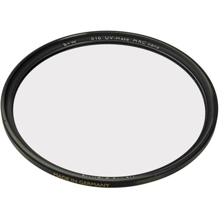 B W XS PRO UV Haze MRC NanoM Glass Filter 222 - 543