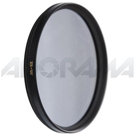 B W Kaesemann Circular Polarizer Multi Coated Glass Filter 164 - 627