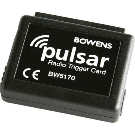 Bowens Pulsar BW Radio Trigger Insert Card 115 - 69