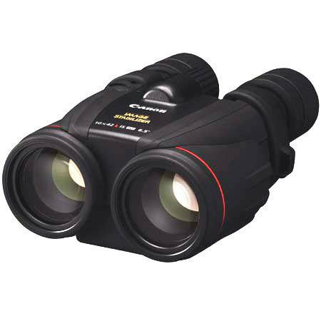 CanonL IS Image Stabilized Water Proof Porro Prism Binocular Degree Angle of View  31 - 56