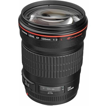 Canon EF fL USM AutoFocus Telephoto Lens USA 74 - 600