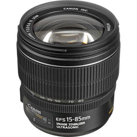 Canon EF S f USM IS Image Stabilized Autofocus Zoom Lens EOS Grey Market 106 - 421