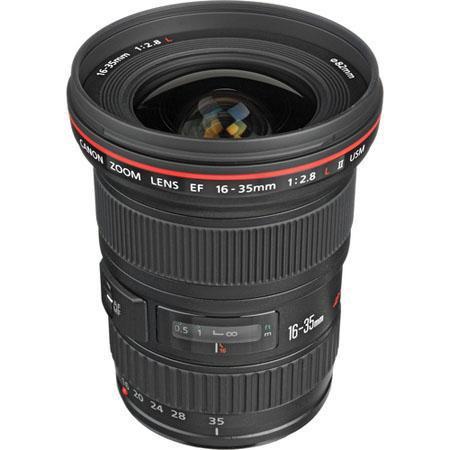 Canon EF fL USM Ultra Wide Angle Zoom Lens Grey Market 127 - 454