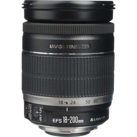 Canon EF S f IS Auto Focus Lens Grey Market 104 - 227