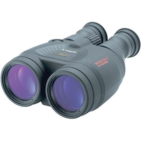 CanonIS Weather Resistant Porro Prism Image Stabilized Binocular Degree Angle of View Grey Market 56 - 514