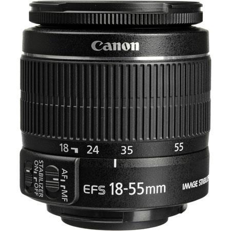 Canon EF S f IS Auto Focus Lens Grey Market 11 - 345