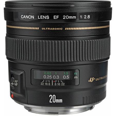 Canon EF f USM AutoFocus Ultra Wide Angle Lens USA 73 - 724