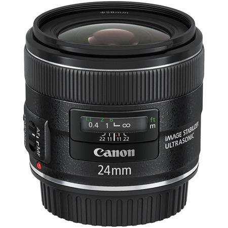 Canon EF f IS USM Wide Angle Lens USA Warranty 109 - 554