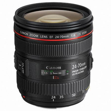 Canon EF fL IS USM Zoom Lens Grey Market 182 - 658