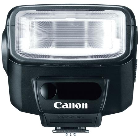 Canon Speedlite EX II Shoe Mount Flash Guide Number of Feet m at ISO USA Warranty 144 - 164