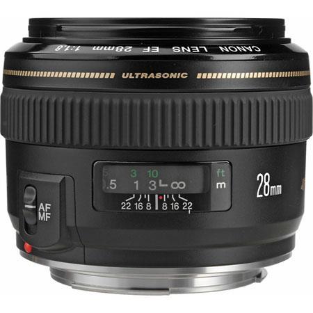Canon EF f USM AutoFocus Wide Angle Lens Grey Market 63 - 418
