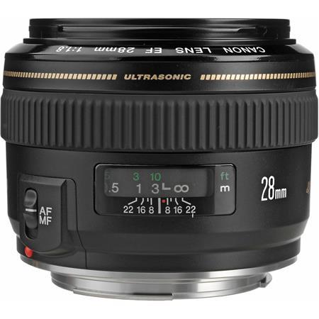 Canon EF f USM AutoFocus Wide Angle Lens USA 416 - 91