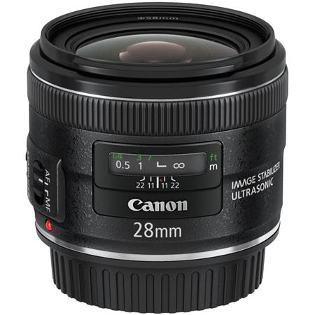 Canon EF f IS USM Lens USA Warranty 142 - 483