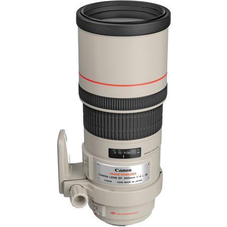 Canon EF fL IS USM Image Stabilizer AutoFocus Telephoto Lens USA 50 - 433