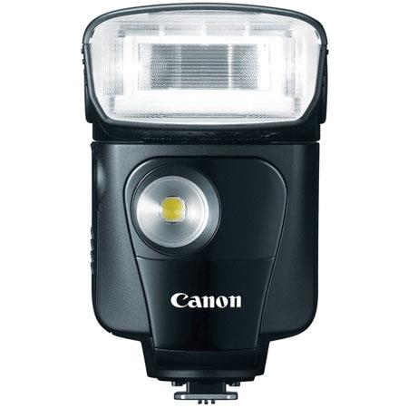 Canon Speedlite EX Flash Guide Number Feet m at ISO USA Warranty 11 - 345